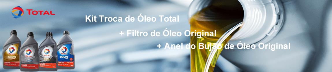 Kit troca de óleo total