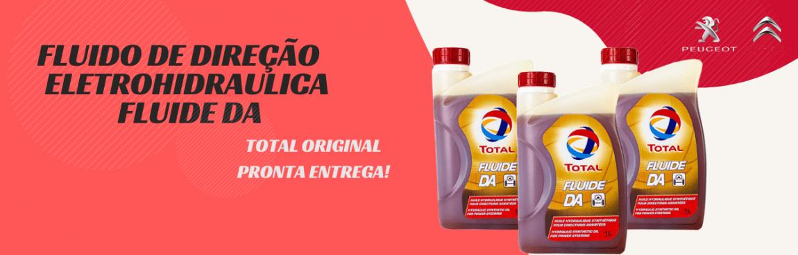FLUIDO DIREÇÃO ELETROHIDRAULICA DA ORIGINAL TOTAL