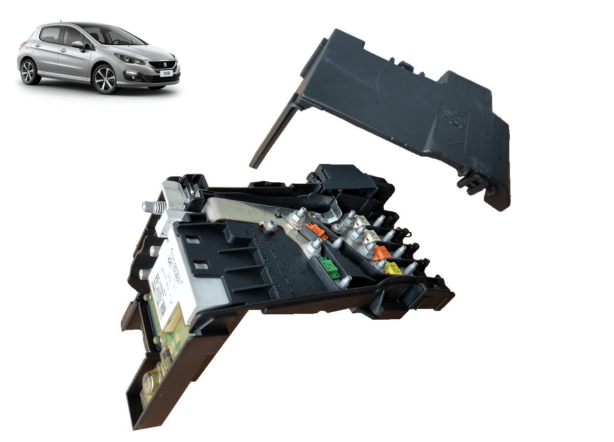 6500GR - Placa De Fusíveis da Bateria Original ( Peugeot 308 )