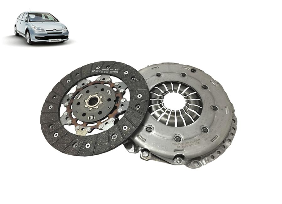 9813672180 - Kit de embreagem THP Original ( Citroen C4 Hatch )