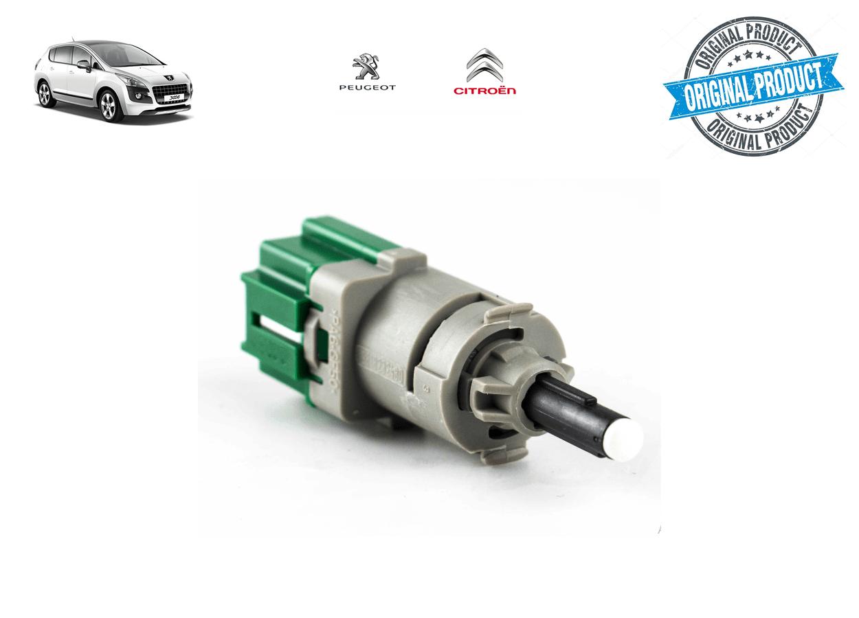 9818232480 - Interruptor Pedal Sensor da Luz de Freio Original ( Peugeot 3008 )