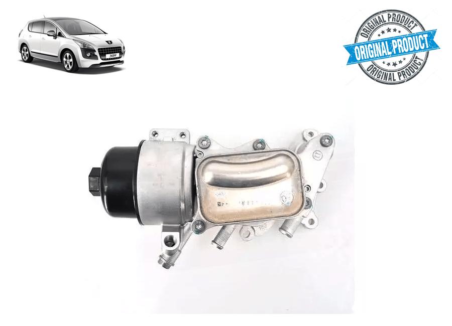 V864374580 - Trocador de Calor Suporte Filtro de Óleo Original THP ( Peugeot 3008 )
