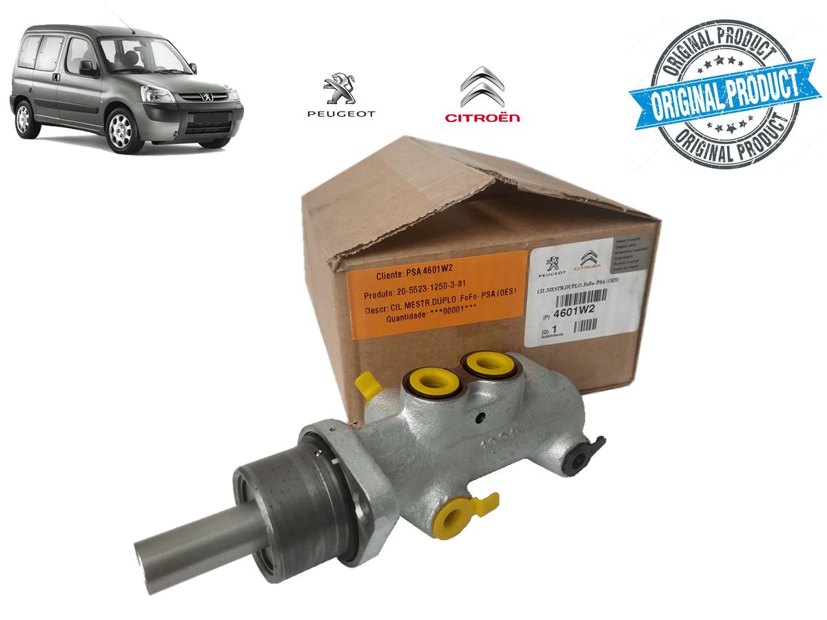 4601W2 - Cilindro Mestre Freio S/ ABS Original ( Peugeot Partner )