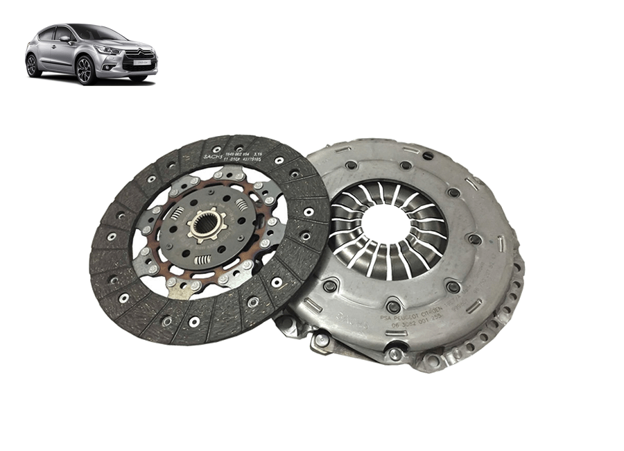 9813672180 - Kit de embreagem THP Original ( Citroen DS4 )