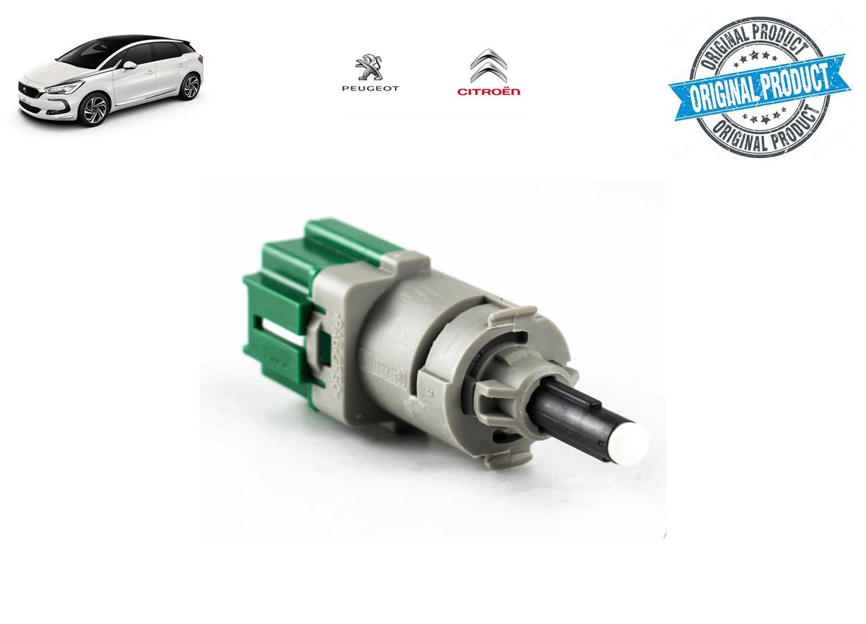 9818232480 - Interruptor Pedal Sensor da Luz de Freio Original ( Citroen DS5 )