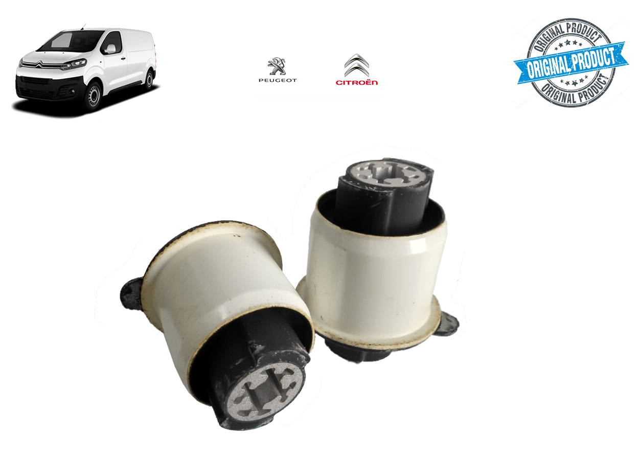 9814854280 -  Kit de Bucha do Eixo Suspensão Traseira Original ( Citroen Jumpy )