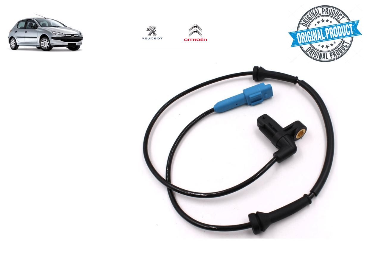 4545F4 - Sensor de Velocidade ABS Dianteiro Original ( Peugeot 206 )