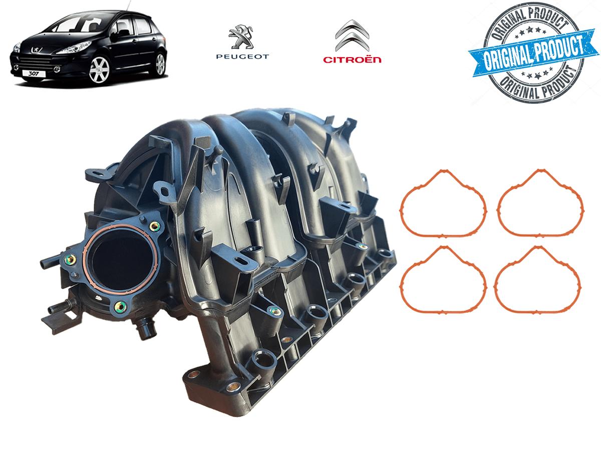 0361R9 - Coletor de Admissão 2.0 16v Completo Original ( Peugeot 307 )