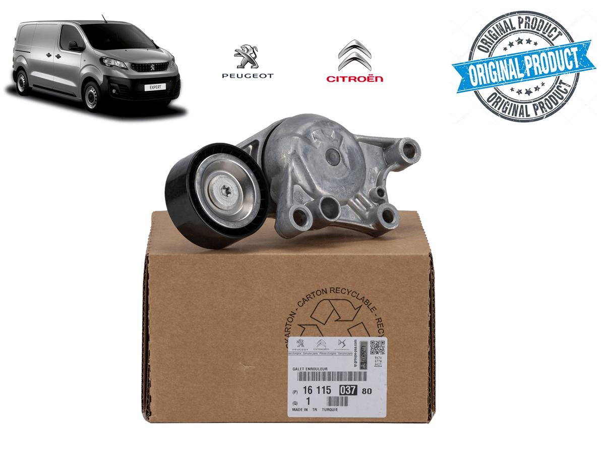 1611503780 - Tensor Rolamento da Correia do Alternador 1.6 Turbo ( Peugeot Expert )
