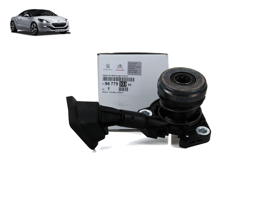 9677933380 -  Atuador de Embreagem THP Original ( Peugeot RCZ )