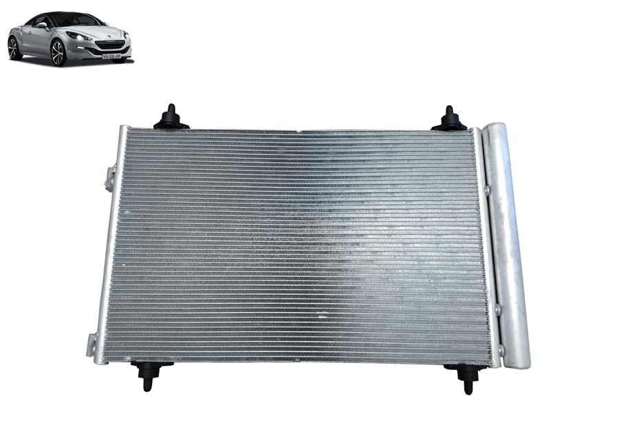9807426280 - Condensador Ar Condicionado Original ( Peugeot RCZ )