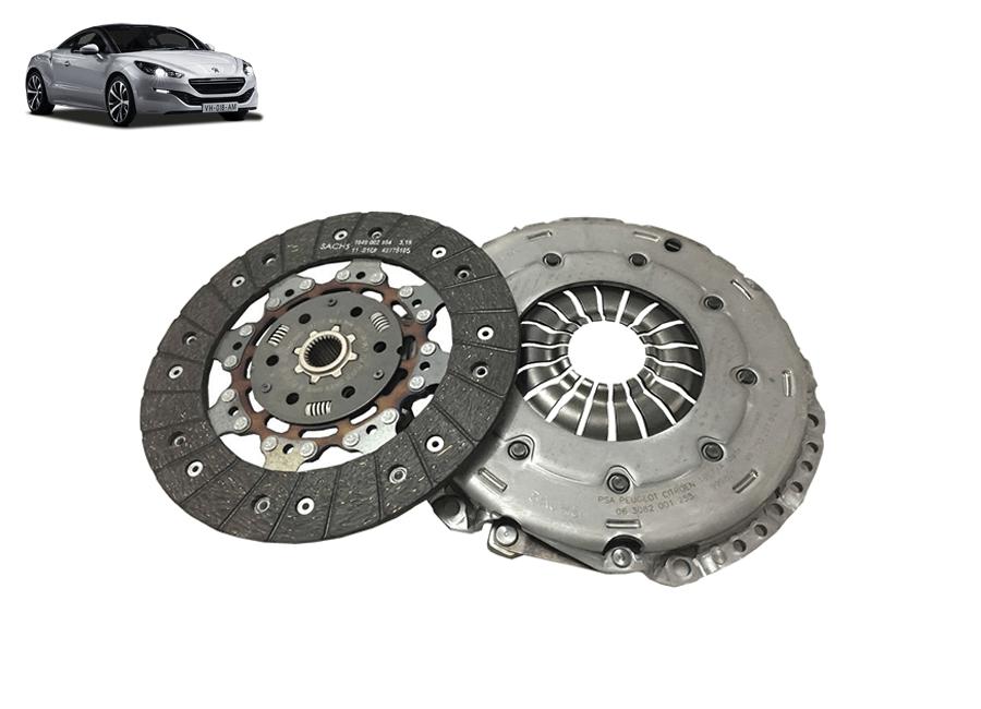 9813672180 - Kit de embreagem THP Original ( Peugeot RCZ)