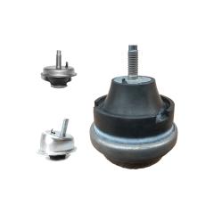 1844A9 - 1844A1 - 1844A2 - Kit Calço Coxim com Batentes Superior do Motor Lado direito Original ( Peugeot 207 )