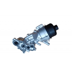 V864374580 - Trocador de Calor Suporte Filtro de Óleo Original THP ( Citroen DS4 )