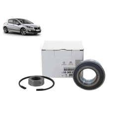1606623580 - Rolamento da Roda Dianteira com ABS Original ( Peugeot 308 )