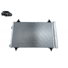 9807426280 - Condensador Ar Condicionado Original ( Peugeot 408 )