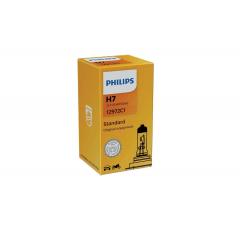 Lampada H7 12v 55w Philips Ph12972 Original Standard Px26d