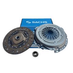 6081 - Kit de Embreagem + Rolamento s/ aba 1.6 16v / 1.4 8v Original Sachs ( Peugeot e Citroen )