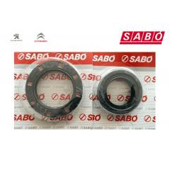6310868 / 6312685 - Par de Retentor Semi Eixo SABO 30x47x10 40x58x10 ( Peugeot e Citroen )
