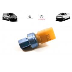 9673006380 - Sensor Pressostato do Ar Condicionado Original ( Peugeot e Citroen )