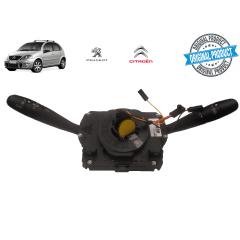 6239EH - Chave De Seta Original C/ Airbag E Limpador Automatico ( Citroen C3 )