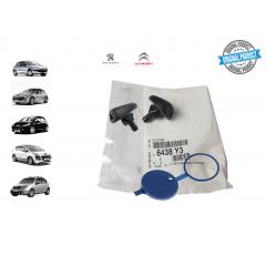 Kit Brucutu do Capo Esguicho da Agua Original ( Peugeot e Citroen )