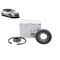 1606623580 - Rolamento da Roda Dianteira com ABS Original ( Citroen DS3 )
