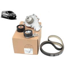 1610577780 - Kit Correia Dentada Tensor e Bomba d' água Original ( Peugeot Expert )